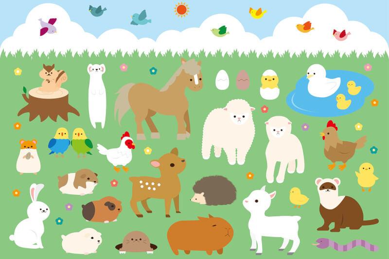 動物学校「7つの習慣」