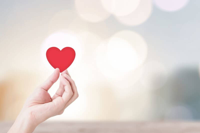自分を許し愛情を向ける